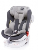 4Baby Space-Fix Light grey autosedačka (0-36kg)