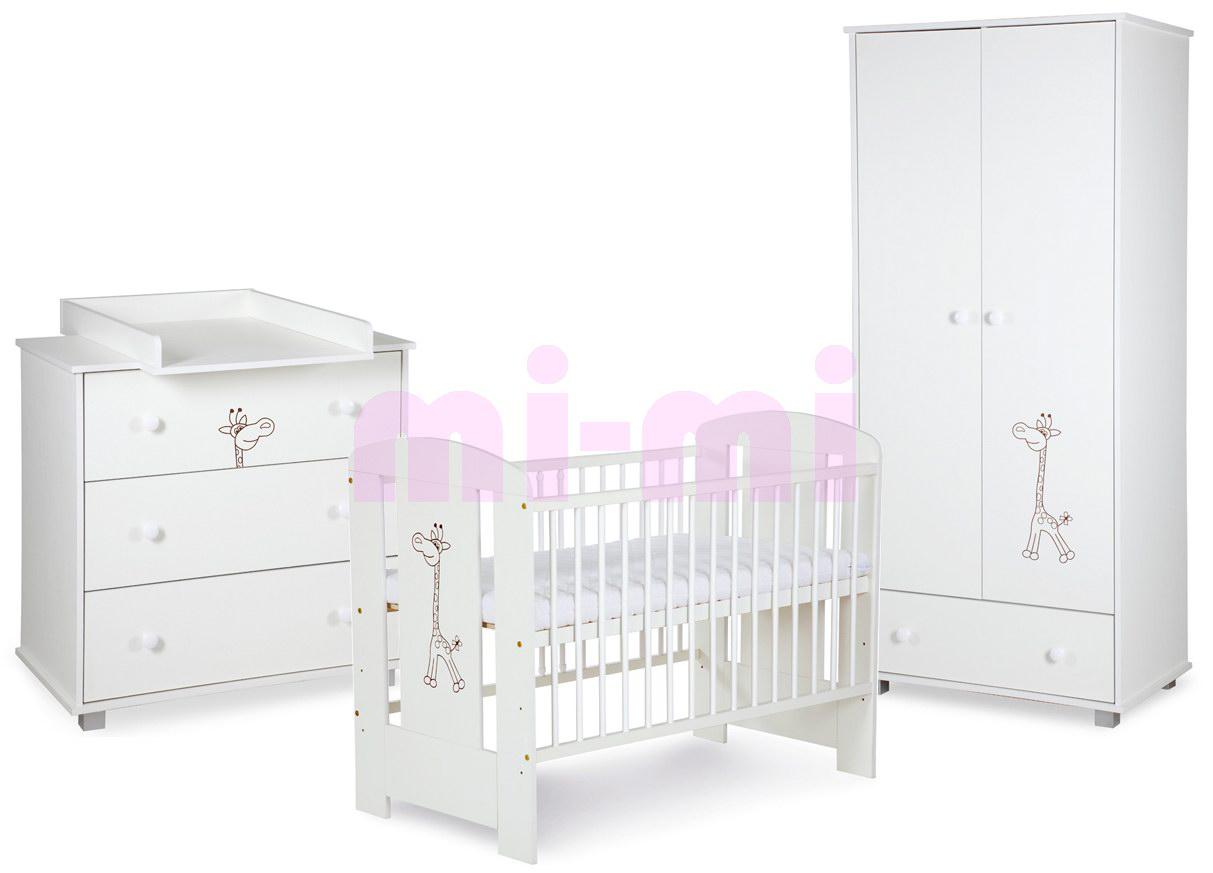 cd9e338d850f4 Kompletná špecifikácia · Na stiahnutie · Súvisiaci tovar (3). Súprava  nábytku Safari Žirafa biela od výrobcu KLUPŚ ...
